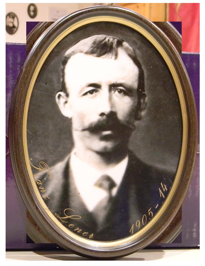 Franz Lener 1905-1914