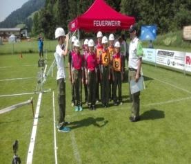 33. Landes-Feuerwehrjugendleistungsbewerb in Kirchdorf