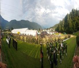 47. Bezirks-Nassleistungsbewerb in Oberhofen